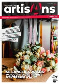 Une du Monde des Artisans 141 Edition de la Marne