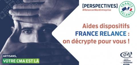 Aides France Relance pour les entreprises artisanales