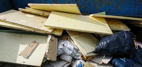 Du nouveau sur la gestion des déchets dans le BTP