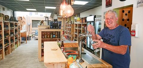 Régis Poirier, Planète Bières, créateur de Planète Cuisines
