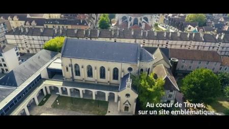 Institut Universitaire des Métiers et du Patrimoine Bâti